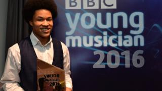 Cellist named BBC Young Musician 2016