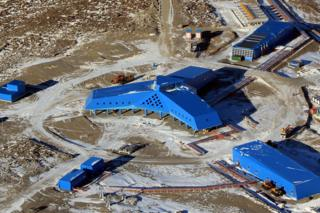 Jang Bogo station, Antarctica
