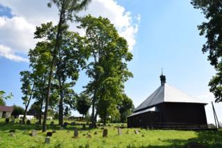 The mosque at Keturiasdesimt Totoriu