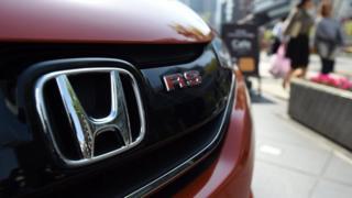 Takata airbag recall causes Honda loss