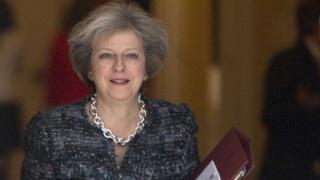 British Prime Minister Theresa May. Photo: 19 October 2016