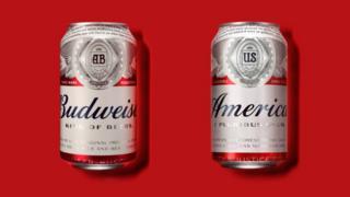 Budweiser's new name taps US patriotism