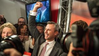Far right wins round one in Austrian election
