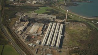 Site of biomass