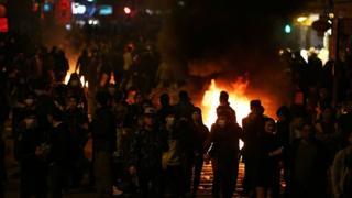 香港旺角衝突:三名男女被判暴動罪成