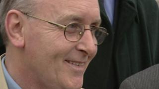 BBC Spotlight spoke to an informer who said he believed Gerry Adams sanctioned Denis Donaldson's murder