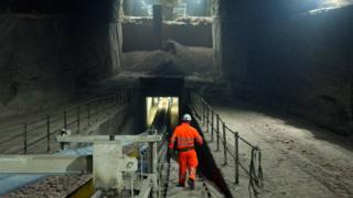 Inside the UK's largest salt mine | Planet Genius