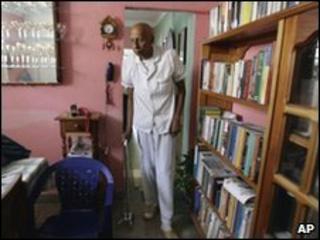 Cuban dissident Guillermo Farinas