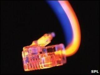 Ethernet plug, SPL
