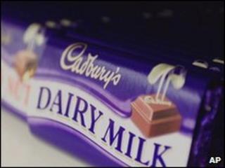 Cadbury's Dairy Milk Chocolate