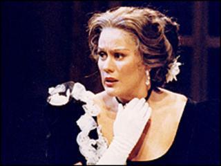 Dame Kiri Te Kanawa as Violetta in La Traviata at The Metropolitan Opera for What Makes a Great Soprano