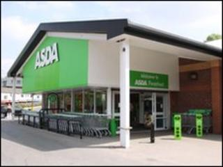 Asda smaller-format store in Pontefract
