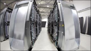 IBM Blue Gene/L supercomputer