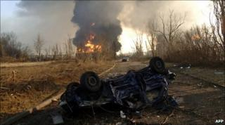 Explosion occurred at the buncefield oil depot essay