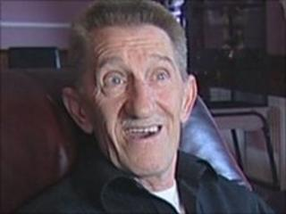Barry Chuckle, aka Barry Elliot