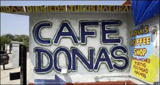 Cafe Donas