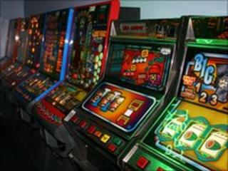 Fruit machines (file image)