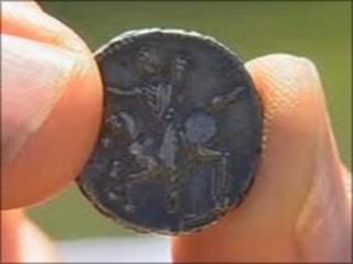 Roman coin discovered in Cornwall