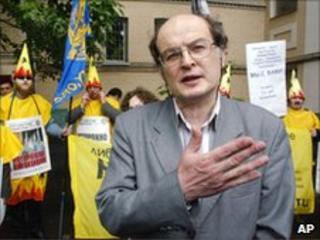Yuri Samodurov June 15, 2004