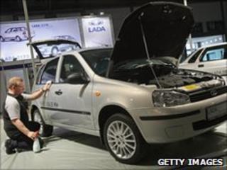 A new Lada model