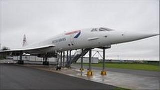 Concorde at Filton