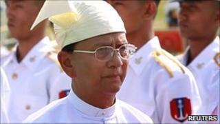 Prime Minister Thein Sein