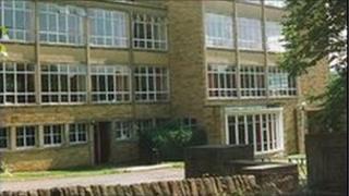 Abbeydale Grange school, Sheffield