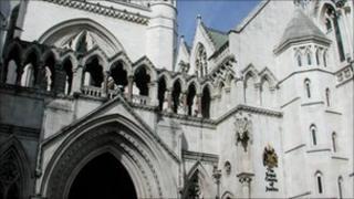 A court