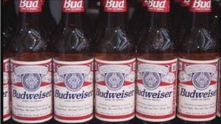 Budweiser bottles