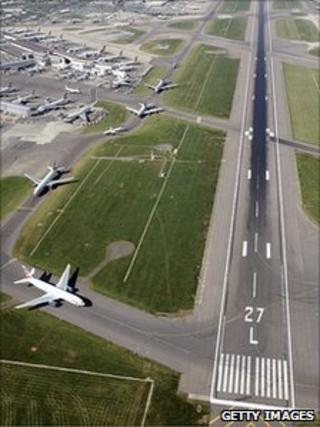 Heathrow airport (Getty Images)