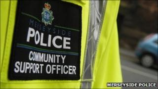 Merseyside Police Community Support Officer