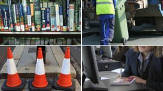 composite of council services