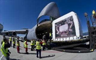 AMS is loaded in Europe (Reuters)