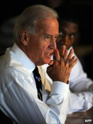 Vice President Biden