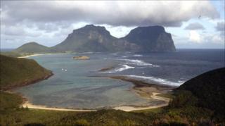 Lord Howe Island (Woodroffe)