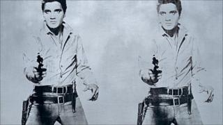 Double Elvis, 1963, by Andy Warhol