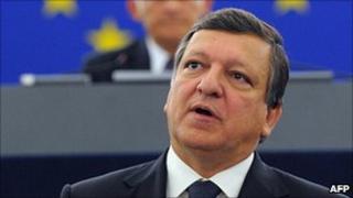 European Commission President, Jose Manuel Barroso