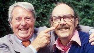 Morecambe and Wise