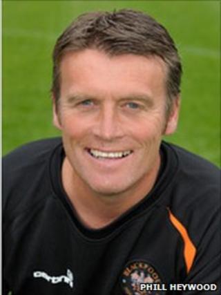 Gary Parkinson courtesy of Phill Heywood