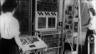Colossus computer, PA