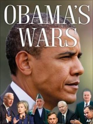 Bob Woodward's book Obama's Wars (Simon and Schuster)