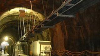 Glendoe hydro scheme at Fort Augustus