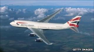 Boeing 747 (Library)