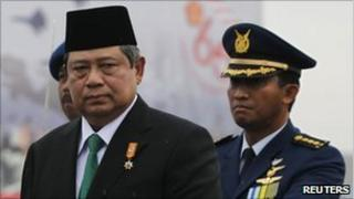 Susilo Bambang Yudhoyono (5 October 2010)