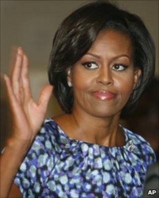 Michelle Obama - 23 September 2010
