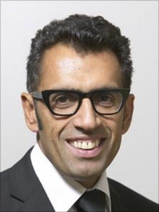 Darra Singh, chief executive of Jobcentre Plus