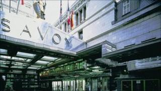 Savoy hotel exterior (courtesy Savoy/Fairmont Group)