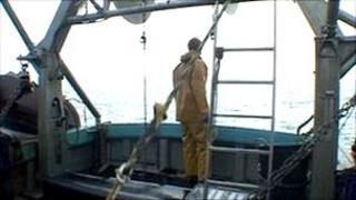 Fisherman in Jersey