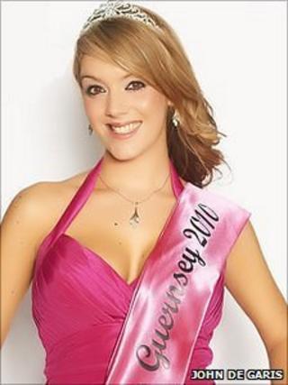 Lisa Knott, Miss Guernsey 2010