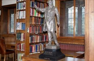 St Deiniol's Library, Hawarden